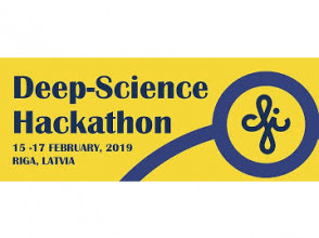 "ISSP UL MATERIZE sales unit participates in the event ""Deep Science Hackathon"" in Riga, Latvia."