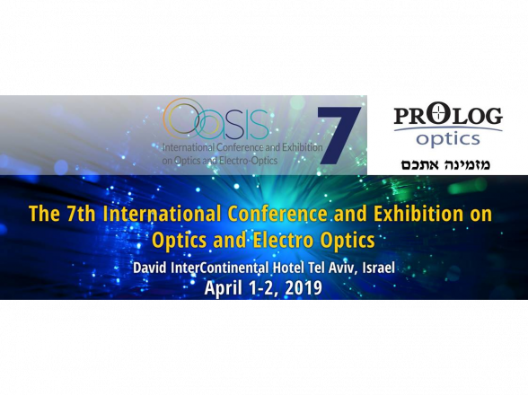 OASIS 7 - International Conference and Exhibition on Optics and Electro-Optics 7