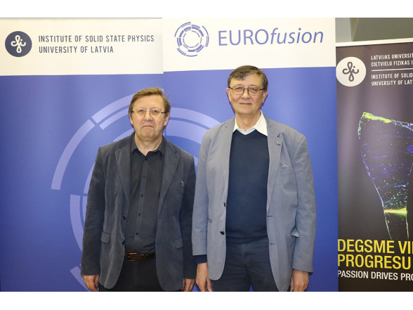 Kick-off meeting of the Eurofusion enabling research project Aeta