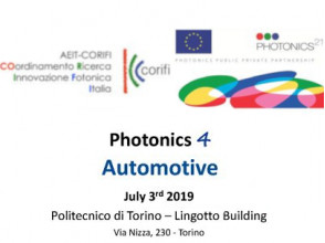 MATERIZE sales unit participated in the Workshop Photonics4Automotive in Turin, Italy