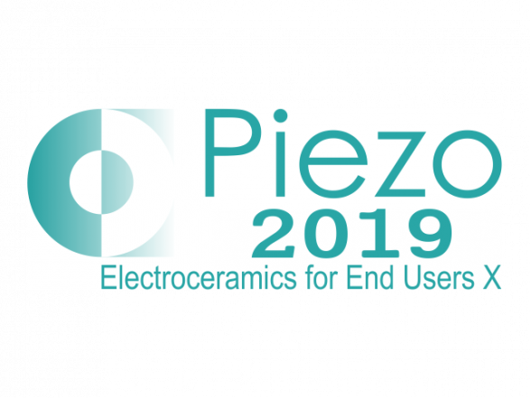 "10th International Meeting ""Electroceramics for End Users X - PIEZO 2019"