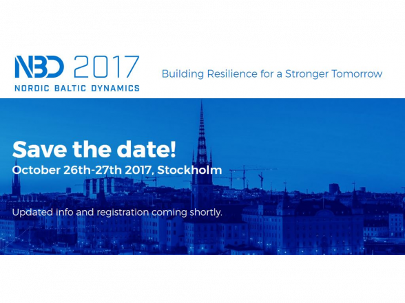 Nordic-Baltic Dynamics Conference 2017