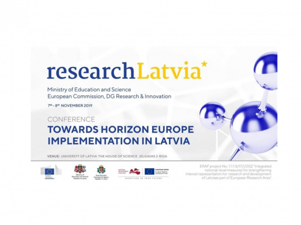 Towards Horizon Europe Implementation in Latvia