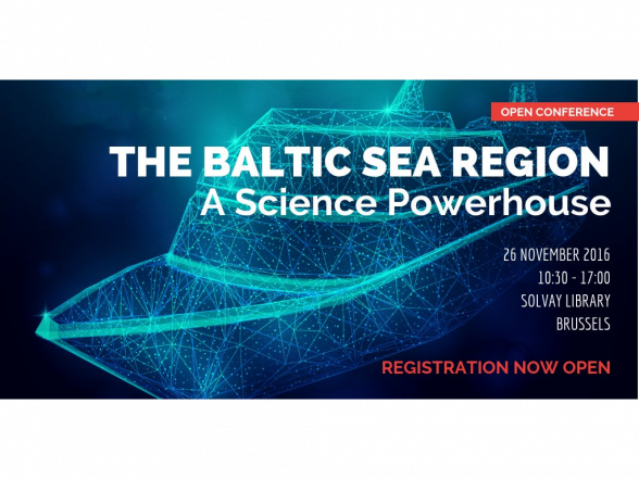 "Conference ""The Baltic Sea Region - A Science Powerhouse"""